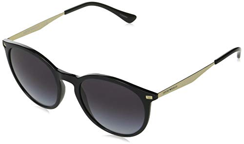 Emporio Armani Gafas de Sol EA 4148 Black/Grey Shaded 54/20/145 mujer