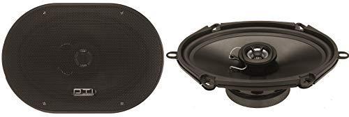 DTI Audio DS5760 5' X 7'/ 6' X 8' 2-Way 180 Watts Coaxial Car Audio...