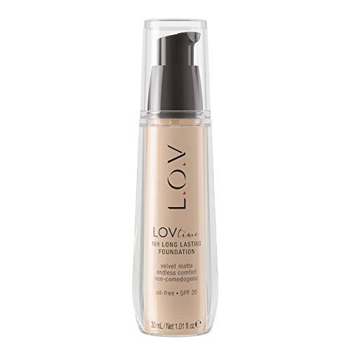 L.O.V - Foundation - Faces of L.O.V - LOVTIME 18h long lasting foundation 070