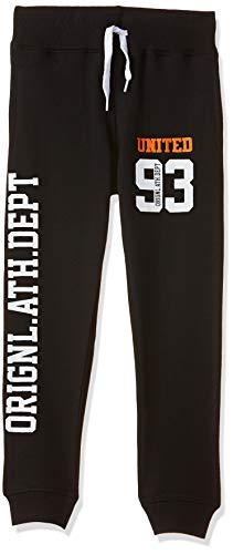 T2FBoysJoggersTrackPant13-14YearsBlack