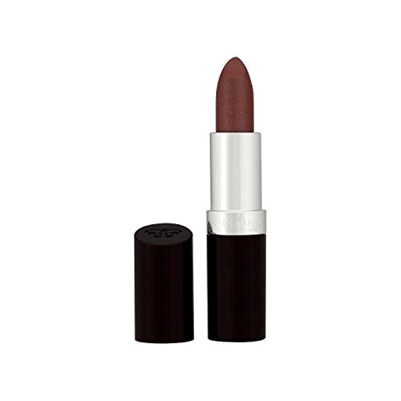 目に見える送料早めるリンメル持続的な仕上がりのリップスティックコーヒーきらめき264 x4 - Rimmel Lasting Finish Lipstick Coffee Shimmer 264 (Pack of 4) [並行輸入品]