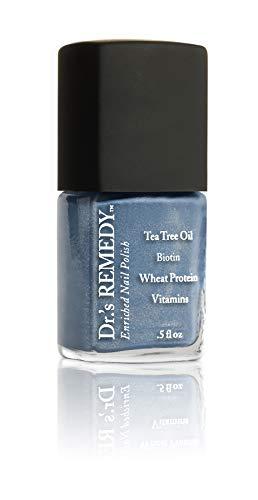 Dr.'s REMEDY Enriched Nail Polish, BOUNTIFUL Blue, 0.5 fl. oz.