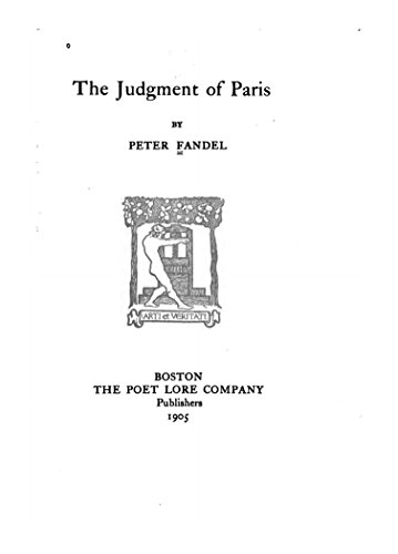 The Judgment of Paris (English Edition)