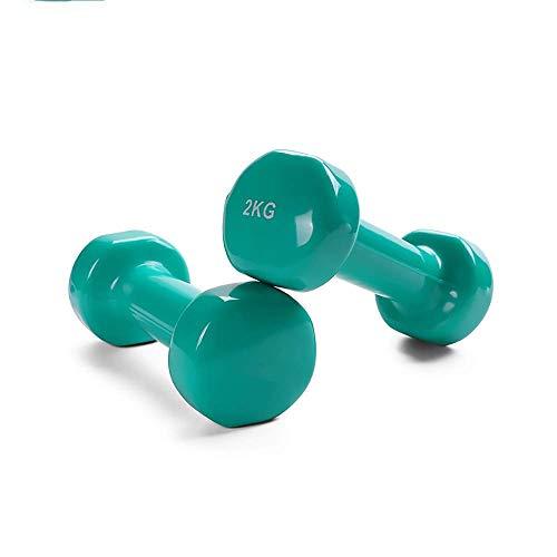 Übung Fitness Hanteln, Glatte Oberfläche Schlank Gesunder Aktiv Fitness-Übungs-Training Muskeltonus Lean Body dauerhaft