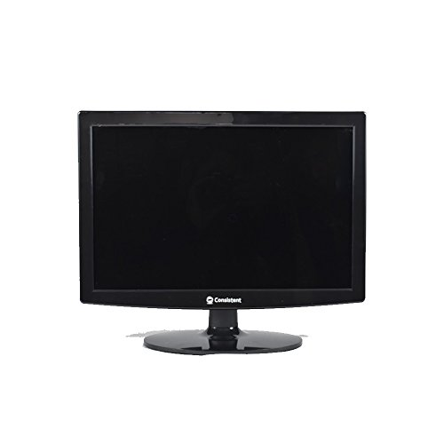 Consistent 15 Inch Slim LED Backlit Computer Monitor For Computer (15.4 Inch Accurate) CTM1506