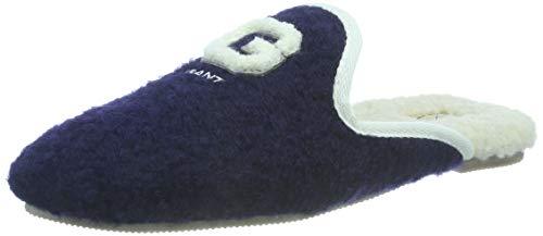 GANT Footwear Damen Lazy Pantoffeln, Blau (Marine G69), 36 EU