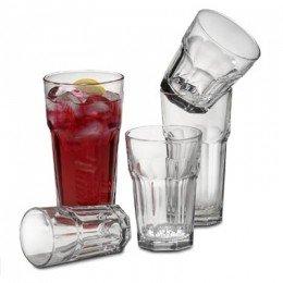 Artis Libbey Gibraltar - Juego de 12 vasos de cristal (10 onzas)