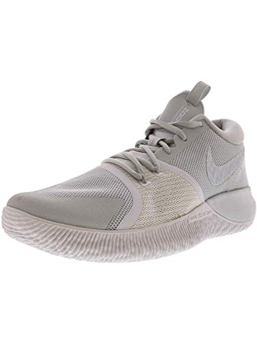 Nike Men's Zoom Assersion Pure Platinum/White - Ankle-High 10M