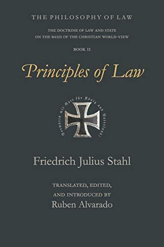 Principles of Law (The Philosophy of Law)