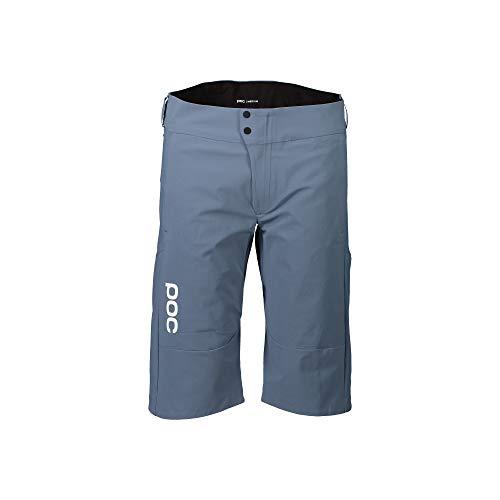 POC Unisex Essential MTB Shorts Radlerhose Damen kurz, Calcitblau, XS