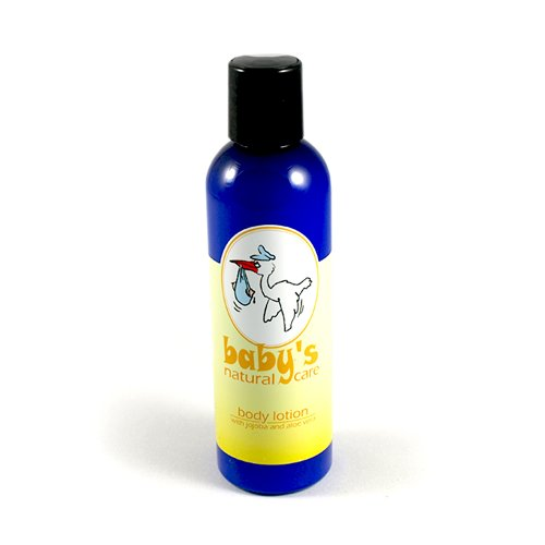 Baby's Natural Care Body Milk 200 ml
