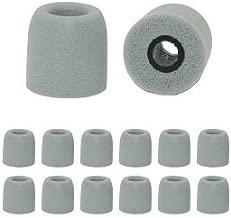 Memory Foam eartips for Etymotic Research Earbuds, Etymotic Research Earbud Tips - 6 Pair Small