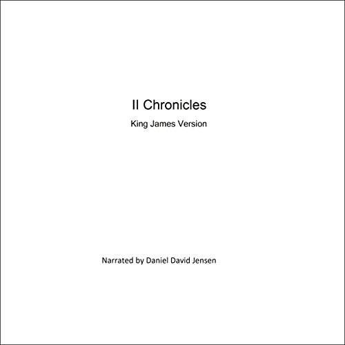 II Chronicles audiobook cover art