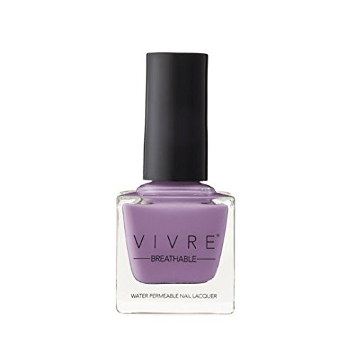 VIVRE Cosmetics Certified Breathable - Water Permeable - Oxygen Permeable - Halal Nail Polish: My Loveandher Laugh