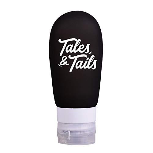 Tales & Tails PAWESOME FOOD FOR PETS Futtertube für Hunde I Trainieren und Belohnen unterwegs I Rückruftraining I Hundebegegnung I passt in Jede Jackentasche