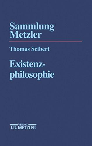 Existenzphilosophie (Sammlung Metzler)