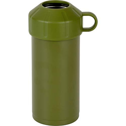 和平フレイズ ペットボトルクーラー カーキ 真空断熱構造 500ml~600ml 保冷 炭酸・スポーツドリンクOK フォルテック RH-1569