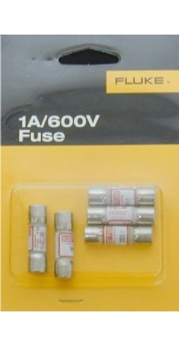 Best Deals! Fluke 871207 Digital Multimeter Fast Acting Replacement Fuse, 600V AC Voltage, 1A AC Cur...