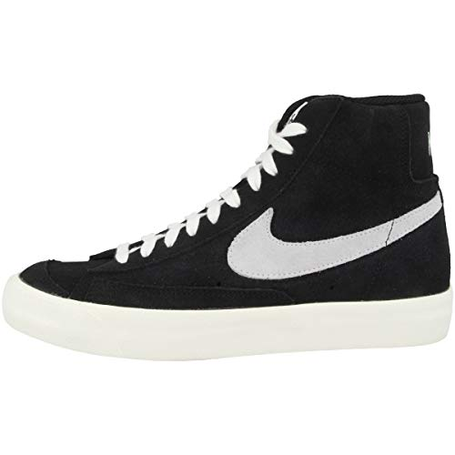 Nike CW2371-001, Scarpa da Basket Uomo, Black/Pure Platinum/Sail/White, 43 EU