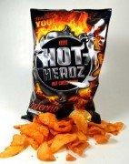 Hot-Headz - 6er Pack Habanero Chips 142g