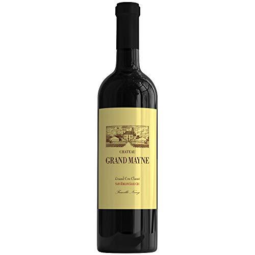 X1 Château Grand-Mayne 2014 75 cl AOC Saint-Emilion Grand Cru Classé Rouge Vino Tinto