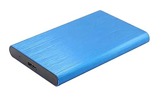 WDNMZX Expansión de Discos Duros móviles externos,Disco Duro portátil,Almacenamiento de Datos Delgado Externo de Alta Velocidad,superrápido Tipo C/USB3.0,Mini SSD móvil 500GB/1TB/2TB