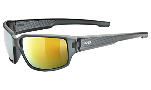 Uvex Sportstyle 504 - Gafas de sol infantiles, unisex, Talla