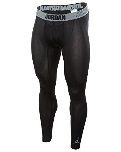 Nike 23 PRO Dry Tight - Leggins Michael Jordan Schwarz - 2XL - Herren