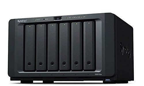Synology Diskstation Ds3018Xs nas Desktop Ethernet Lan Black - nas & Storage Servers (72 Tb, Hdd, Hdd, Ssd, M.2, Serial Ata, 12000gb, 2.5/3.5')