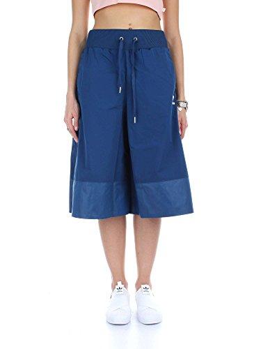 adidas Culotte Pantalón Corto, Mujer, Azul (Azumis), 36