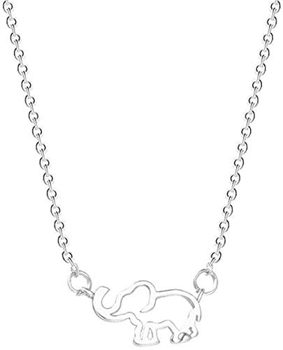 ZPPYMXGZ Co.,ltd Halskette Mode Aquarium Halskette Sternzeichen Währung Statement Kupfer Schlüsselbein Kette Anhänger Schmuck Damen Jewelry