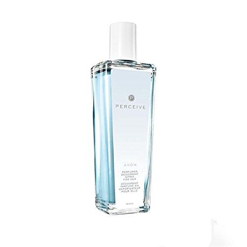 Avon perceive Desodorante Spray en frasco de cristal (embalaje original para usted *, * *