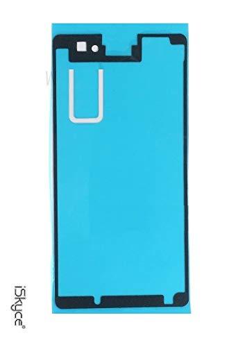iSkyce - Adhesivo Adhesivo de Junta Frontal LCD para Sony Xpéria XZ1 Compact, repara tu teléfono sin demasiada dificultad, 100 A
