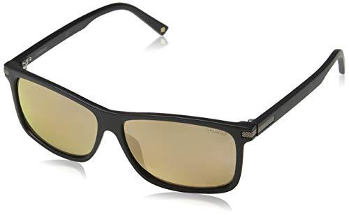 Polaroid PLD 2075/S/X Gafas de sol, Multicolor (Mtt Black), 59 para Hombre