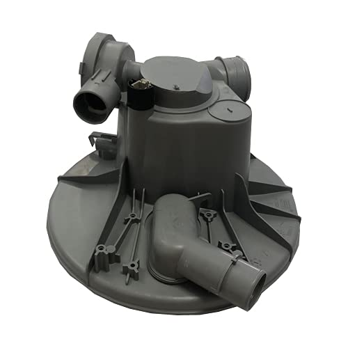 Desconocido Cuerpo Soporte Bomba Lavavajillas Beko DFN05321W Swap/Usado