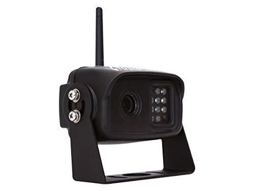 Zusatzkamera-Set tC5D - mCMINI │ Extrakamera │ Funküberwachungssystem für Ihren Trecker │ Rückfahrkamera, Umgebungskamera, Extra-Kamera │ bis zu 4 Kameras verbindbar
