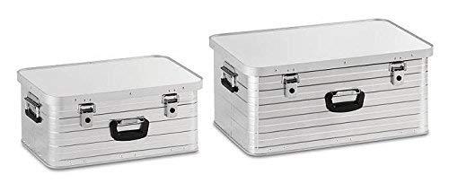 Enders® Aluminiumbox-Set TORONTO (47 l + 80 l), 3902