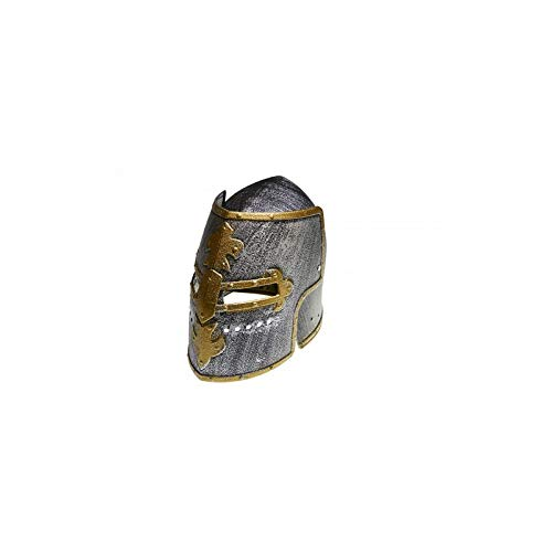 Juguetutto - Casco de Caballero Medieval - Disfraz Medieval
