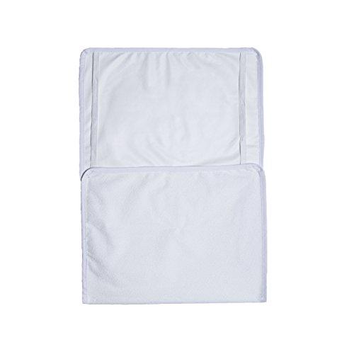 Cambrass Liso E - Protector cambiador bañera, 82 x 37 cm, color blanco