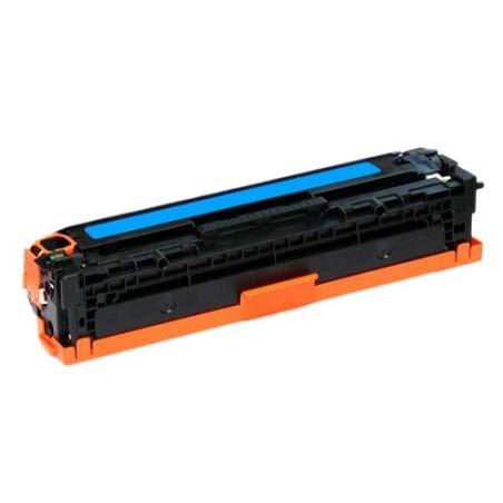 maxprint cf411X–Toner Laser, colore: Ciano