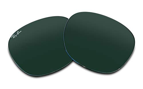 Ray-Ban Original CLUBMASTER RB3016 Replacement Lenses For Men For Women+FREE Complimentary Eyewear Care Kit