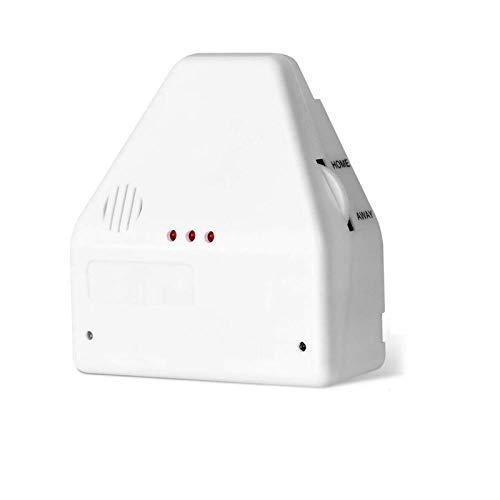 Steckdosenadapter, Der Clapper Sound Activated Switch Control 2 Geräte Heim- oder Auswärtseinstellungen Neu zu Hause oder auf Reisen (Weiß)