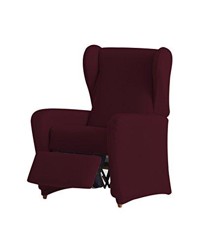 Eysa Ulises elastisch Sofa überwurf relaxsessel, Polyester-Baumwolle, 08-rot, 37 x 5 x 29 cm