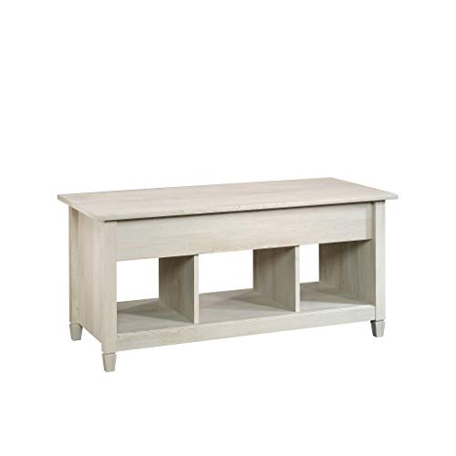 Sauder Edge Water Lift-top Coffee Table, Chalked Chestnut finish