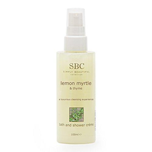SBC GELS - Gel per la cura della pelle, al mirtillo e timo, 100 ml