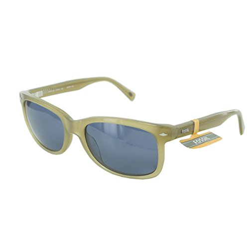 Fossil Unisex Gafas de sol Hamilton ps4054, Colour: Verde Oliva