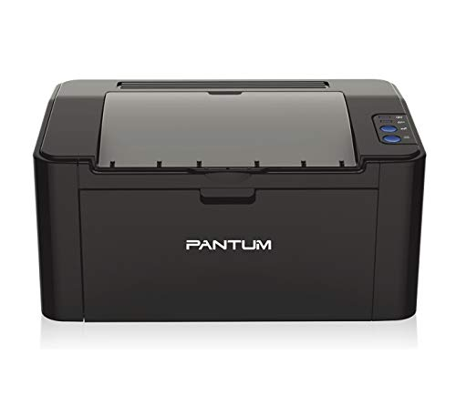 Pantum Mini Monochrome Laser Printer for Home Office School Student Mobile Wireless Printing- Small Laserjet P2502(D1m0n)