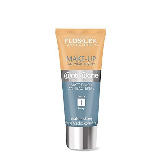 Floslek Laboratorium antibakterielle Make-Up Finish Abdeckcreme no: 1-30 ml