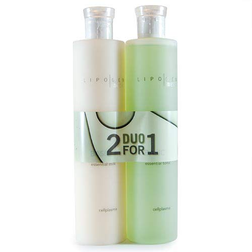 Lipogen Basic Performance Duo Set - Essential Milk + Tonic Limitierte Edition