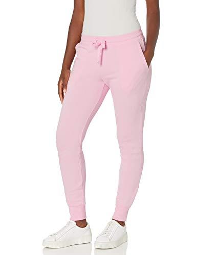 pantaloni tuta happiness donna Amazon Essentials French Terry Fleece Jogger Sweatpant (Plus + Missy) Pantaloni della Tuta
